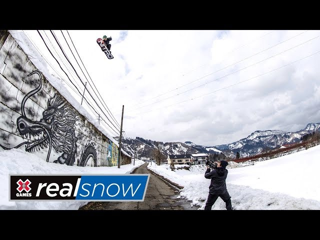 X-GAMES REAL SNOW2018